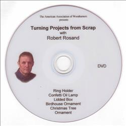 Robert Rosand: Turning Projects from Scrap