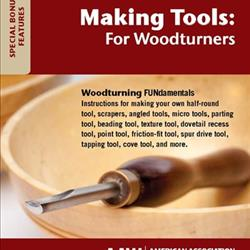 Making Tools: For Woodturners