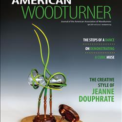 American Woodturner 34 issue 2