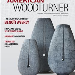 American Woodturner 34 issue 4