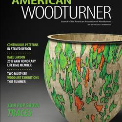 American Woodturner 34 issue 3
