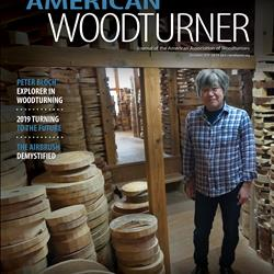 American Woodturner 34 issue 6