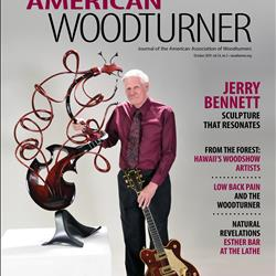 American Woodturner 34 issue 5