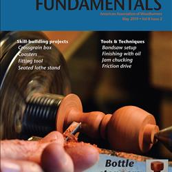 Woodturning Fundamentals 8 issue 2